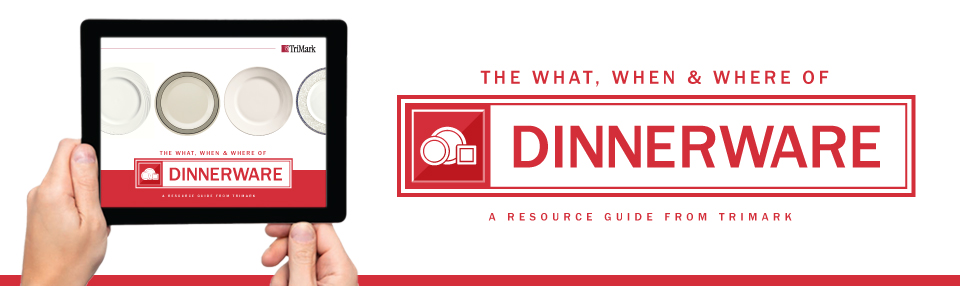 Dinnerware eBook