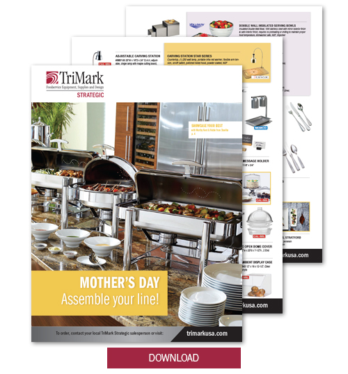 Mother's Day Sales Flyer