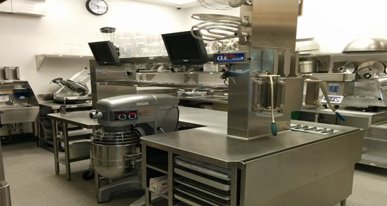 The Cheesecake Factory new kitchen equipment and design