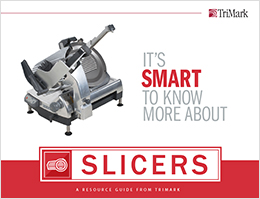Slicer: Blenders:Foodservice Food Prep & Restaurant Equipment Resource Guides