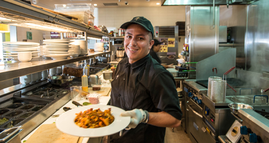 California Pizza Kitchen Trimark Robertclark Portfolio