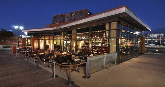 75 on liberty warf boston patio
