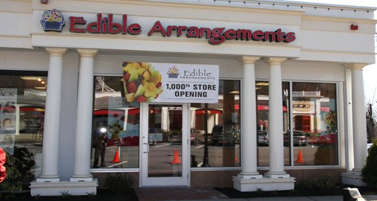 Edible Arrangements 1000th store opening