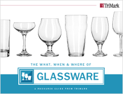 Glassware: Commercial Foodservice & Restaurant Tabletop Resource Guides: Flatware, Dinnerware and Glassware
