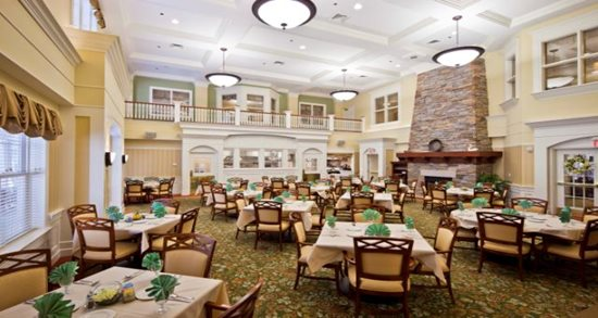 Ohio Presbyterian Retirement Services restaurant