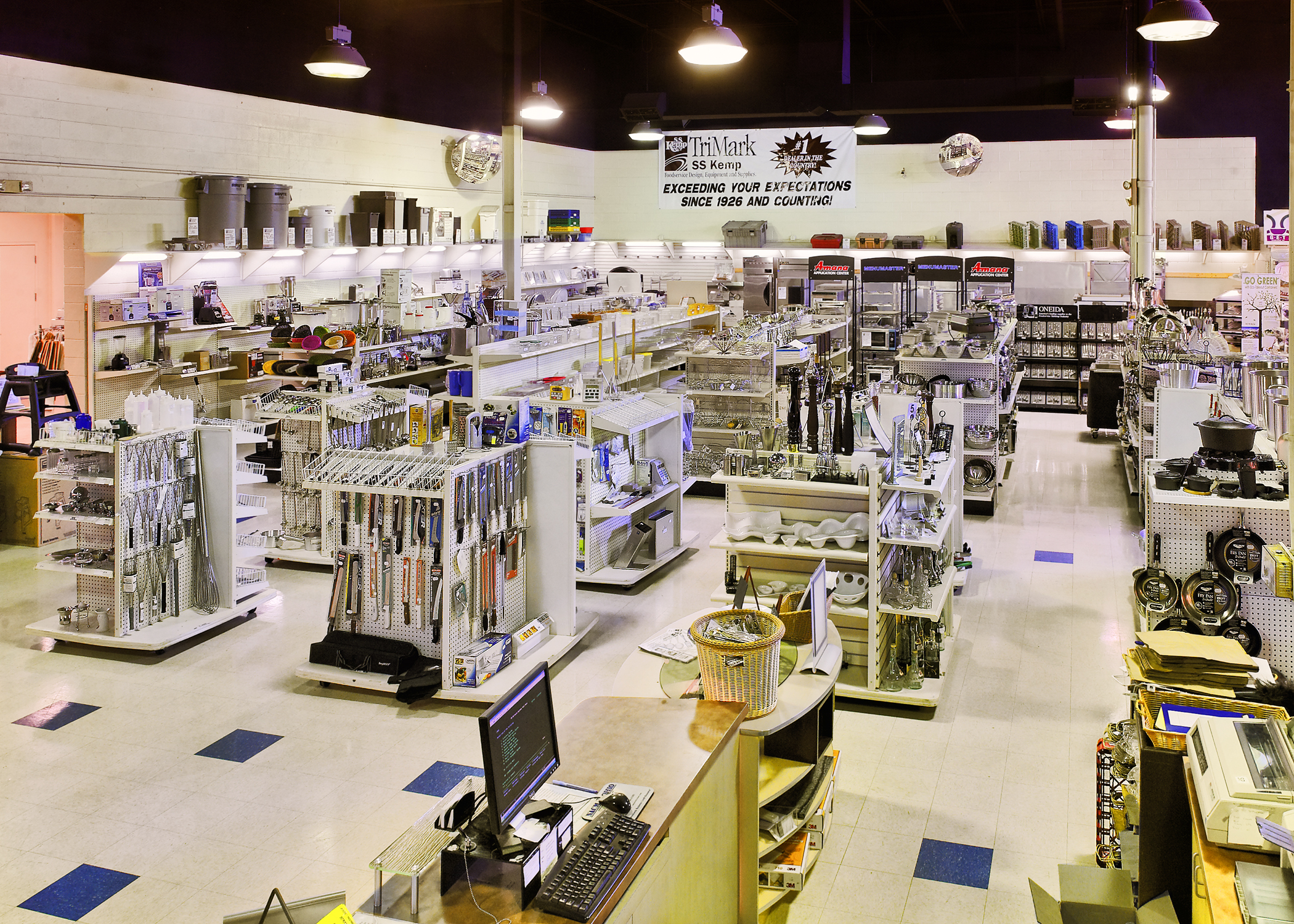 TriMark SS Kemp Showroom, Test Kitchen and Training Facility