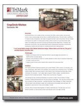 TriMark Case studies: TriMark USA Case Studies: Foodservice Equipment, Foodservice Supplies and Design/Build Services