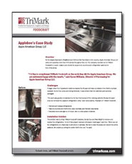 TriMark & Applebees: TriMark USA Case Studies: Foodservice Equipment, Foodservice Supplies and Design/Build Services