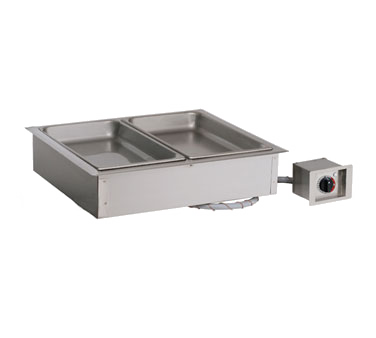 Alto-Shaam 200-HW/D443 Hot Food Well Unit, Drop-In, Electric