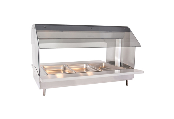 Alto-Shaam HFT2-300 Countertop Hot Food Table