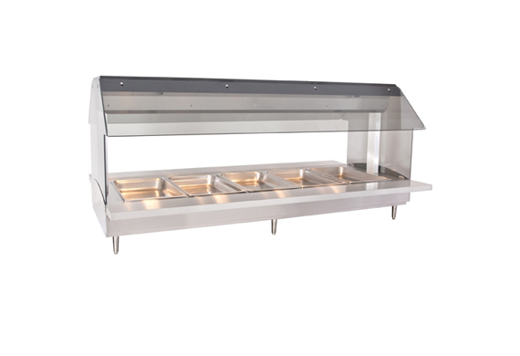 Alto-Shaam HFT2-500 Countertop Hot Food Table
