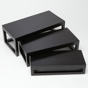 RECTANGULAR RISER SET