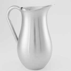 STAINLESS STEEL BELL PITCHER