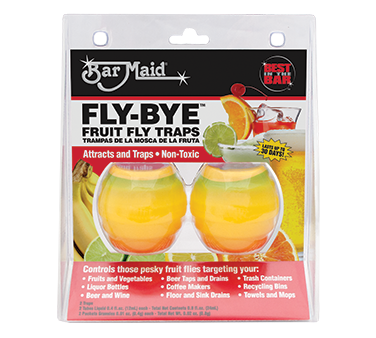 Bar Maid/Glass Pro FLY-BYE Fly Killer / Zapper Type
