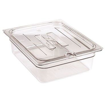 Food Pan Flat Cover, 1/2 Size