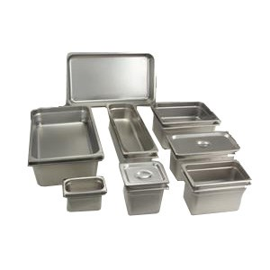 2/3 Size Steam Table Pan, 2 1/2