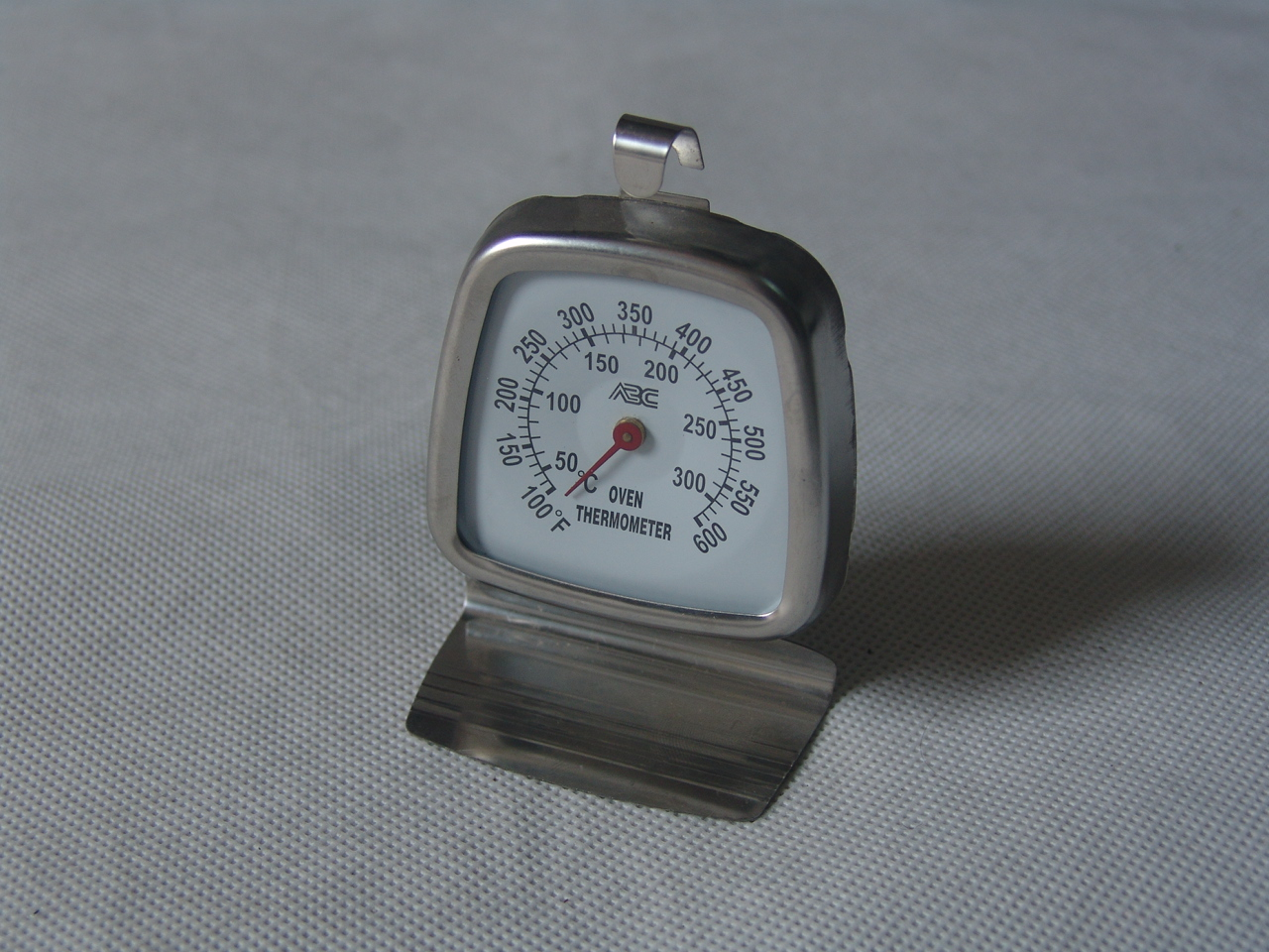 Oven Thermometer, 100F to 600F