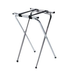 "Tray Stand, 31 1/8""H"