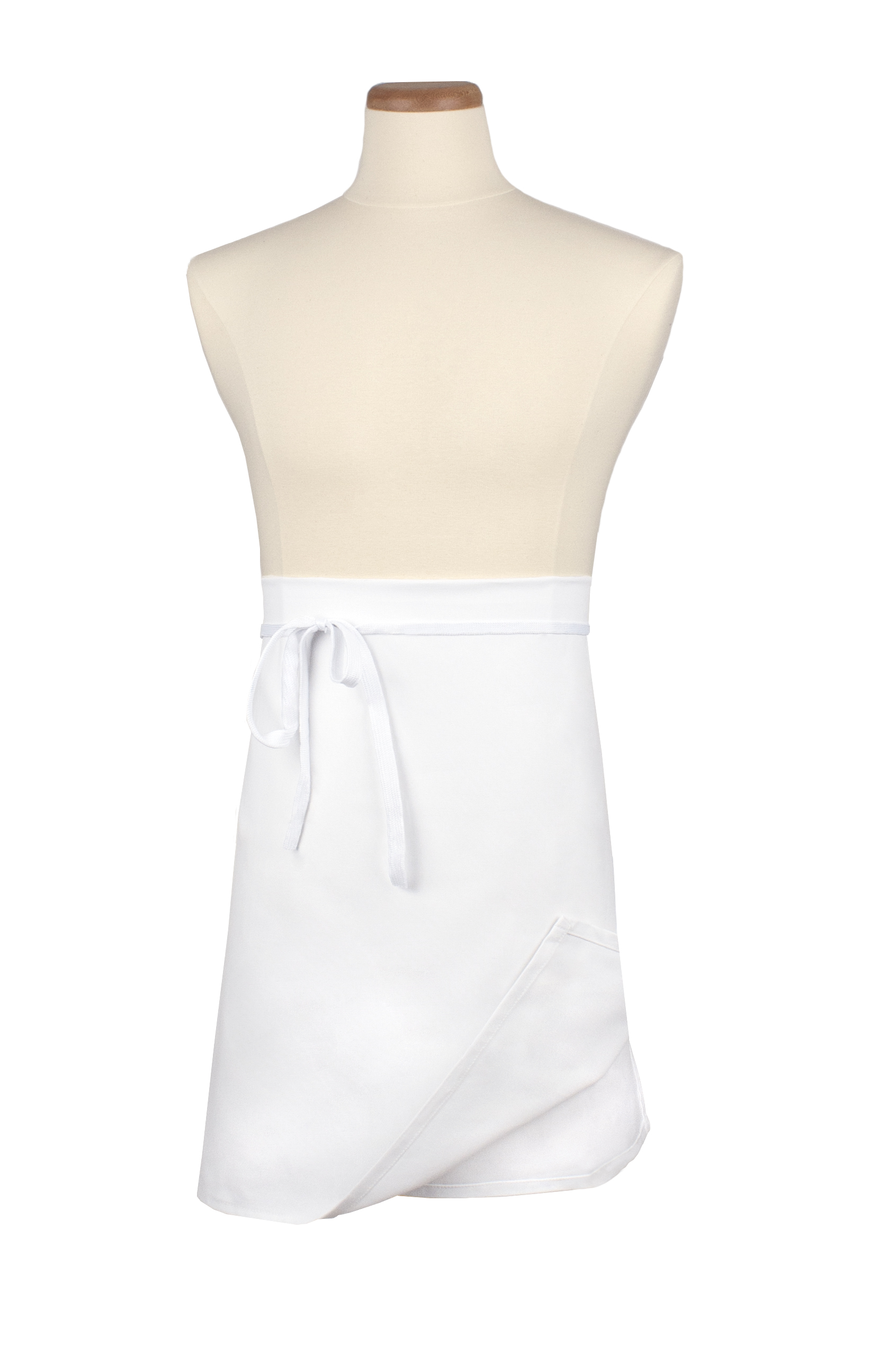 4-Way Reversible Waist Apron, No Pocket
