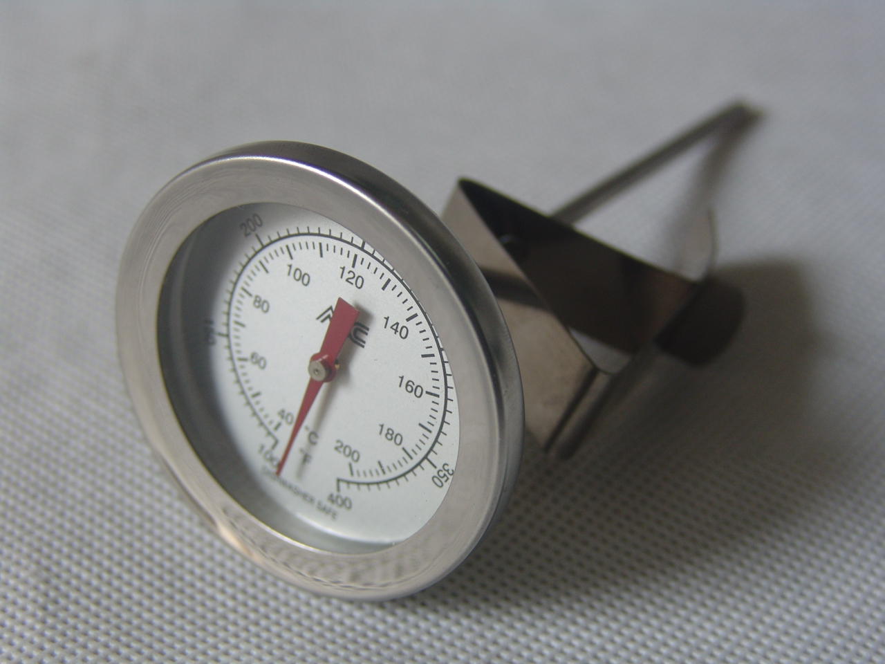 Deep Fry / Candy Thermometer, 100F to 400F