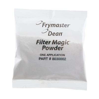FMP 168-1206 Fryer Filter Powder