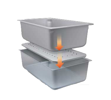 Hatco HDW-SPILL Spillage Pan