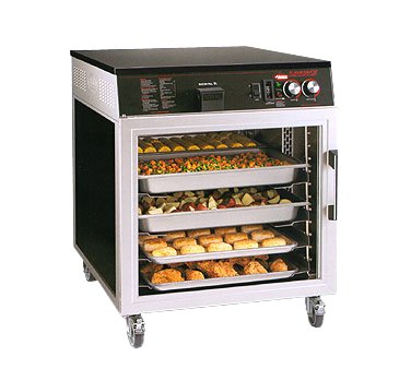 Hatco FSHC-6W1 Heated Mobile Cabinet, Single Section
