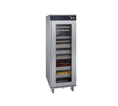 Hatco FSHC-17W1 Heated Mobile Cabinet, Single Section