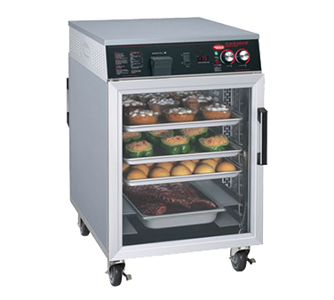 Hatco FSHC-7-2 Heated Holding Cabinet, Mobile Pass-Thru