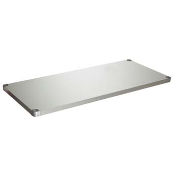 "Kintera Undershelf for Work Tables, 72""W x 30""D"