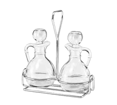 Libbey 80371 Oil & Vinegar Cruet Set