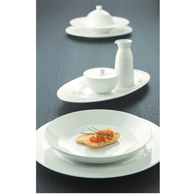 Libbey Syracuse China 9126428 Plate Cover