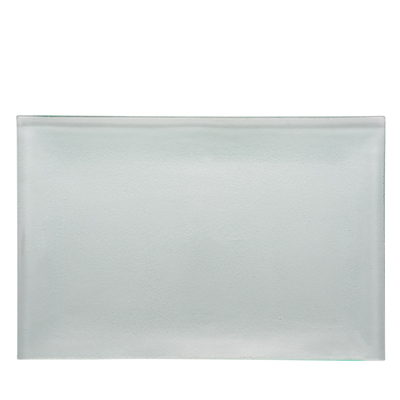 Arcata, Glass, Rectangluar Platter