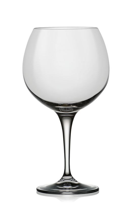 Rhapsody, Burgundy/Red Wine Glass