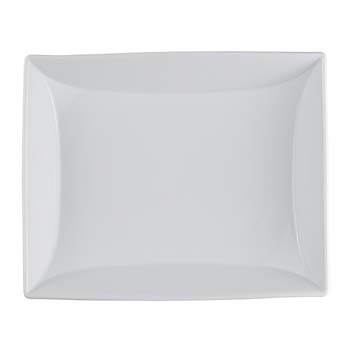 Steelite Royal PorcelainVortex, Dish Rectangle 7 7/8 X 6 1/4 IN Vortex