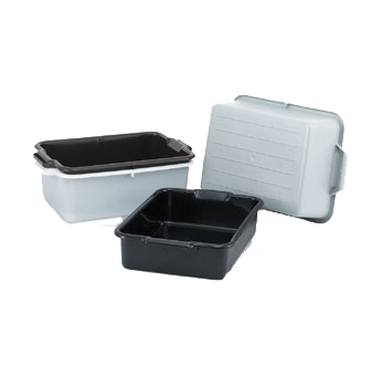 Vollrath 04655240 Bus Dish Box
