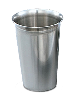 Vollrath 04030160 Tumbler, Stainless Steel