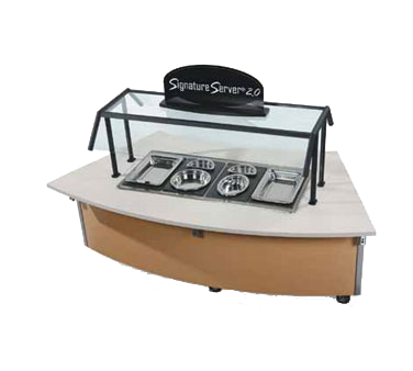 Vollrath 97013 Serving Counter, Frost Top Buffet